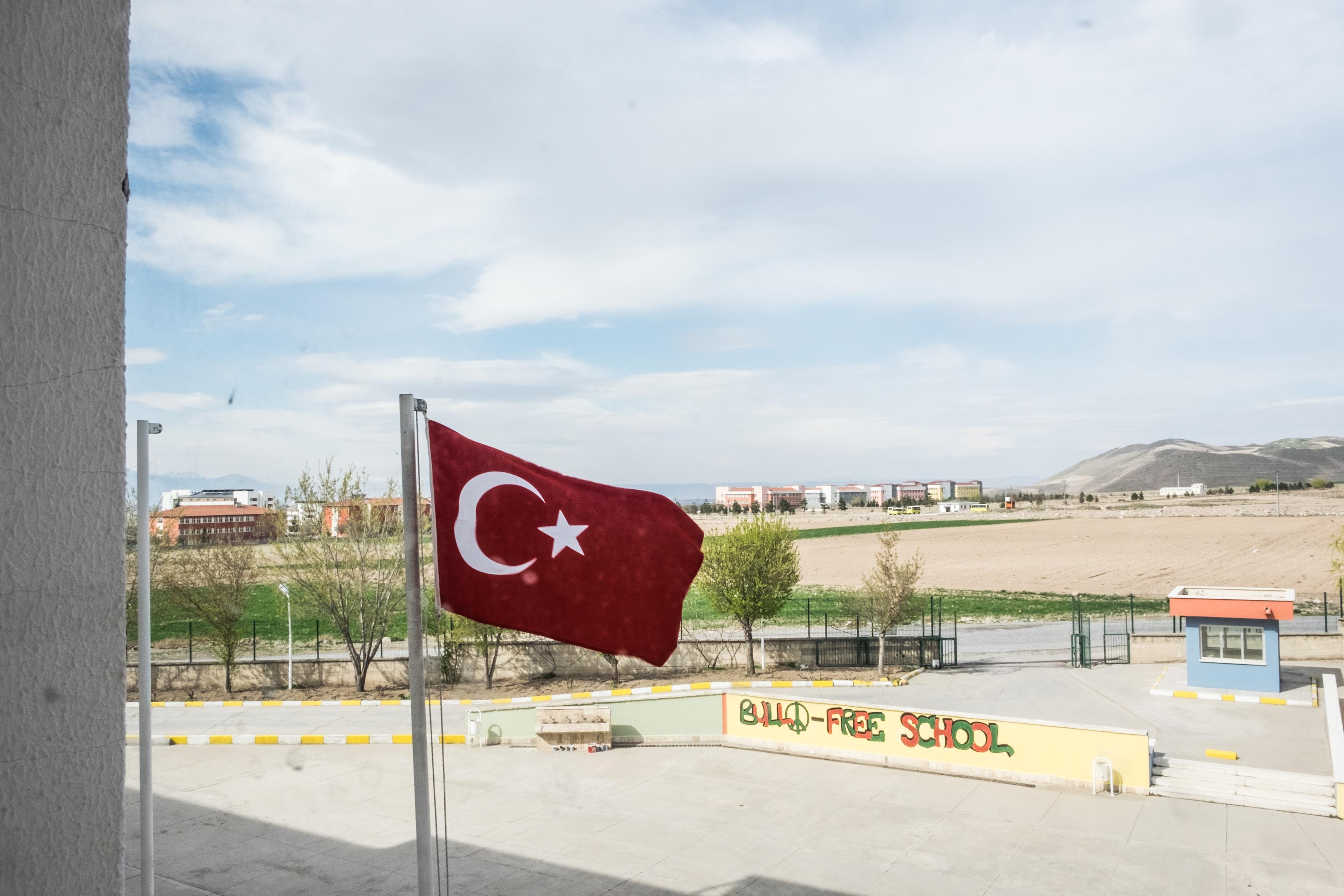 Turkey mobility April 2017